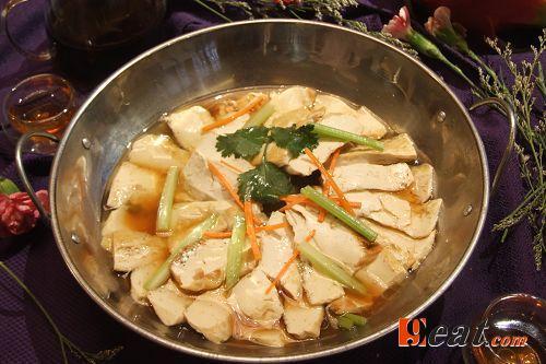 明火豆腐鲞