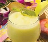 苹果牛奶汁