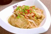 乡村煎豆腐