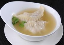 (晏)灌汤鱼翅饺