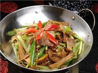 干锅烟笋腊肉