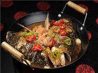 铁锅炖鱼头